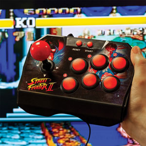 Street Fighter II 16 Bit Console