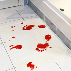 Blood Bath - Bath Mat