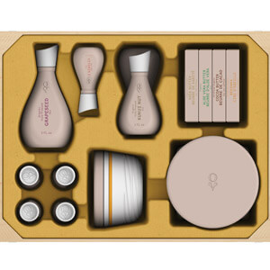 Do-It-Yourself Naturkosmetik Körperpflege-Set