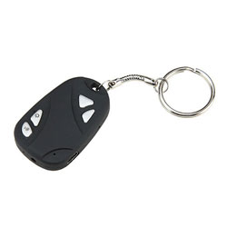 Security Car Key Keychain Spy Cam