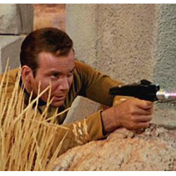 Star Trek Phaser Fernbedienung