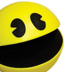 Anti Stress Ball in Pac Man Gestalt
