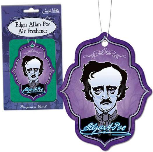 Lufterfrischer Edgar Allan Poe