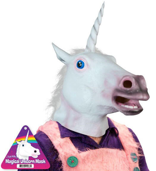 Magical Unicorn Mask