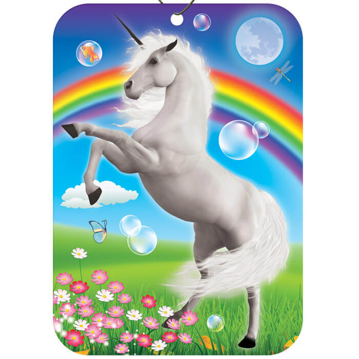 Cute Unicorn Air Freshener