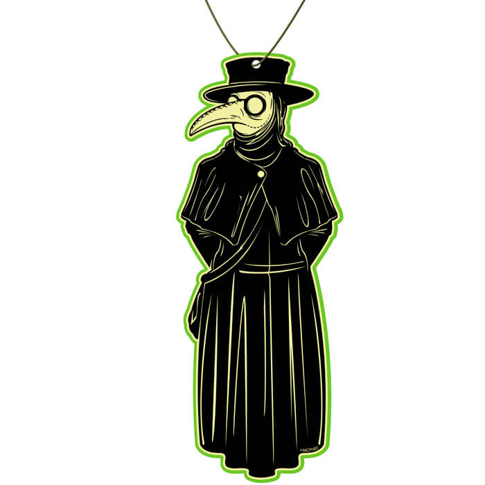Plague Doctor Air Freshener