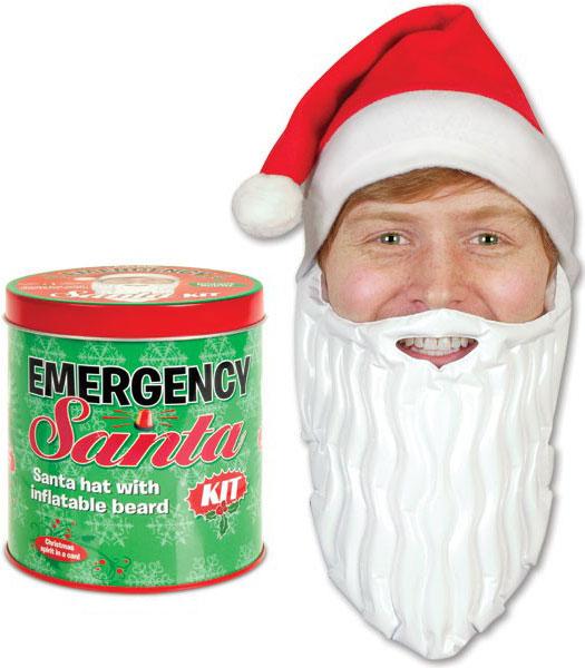 Notfallset Weihnachtsmann