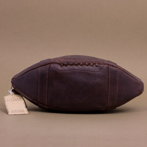American Football Washbag