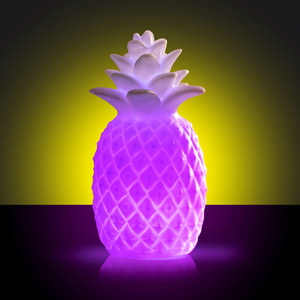 Colour Changing Pineapple
