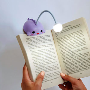 Anglerfish Booklight