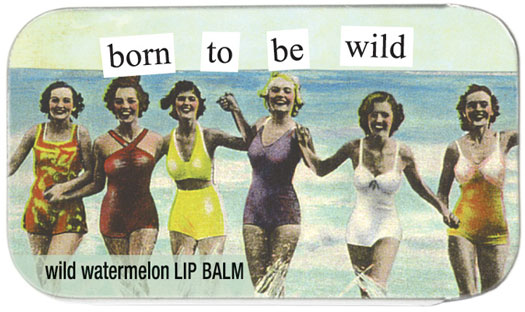 Lippenbalsam - Born to be wild