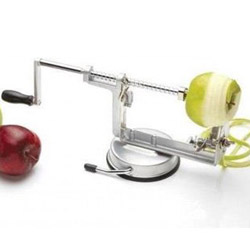 Deluxe Apple Corer and Peeler