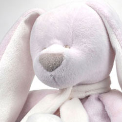 Animal Hug Bunny Plush