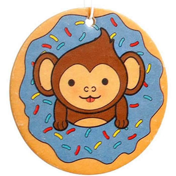 Lufterfrischer Affe