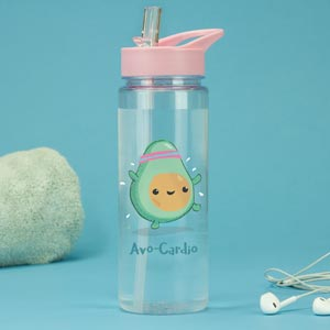 Avocardio Water Bottle