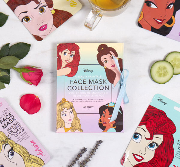 Masques Soin Princesses Disney