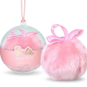 Barbie Shimmer Puff