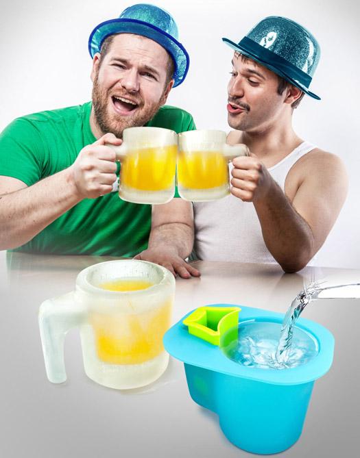 Ice Mould Beer Mug