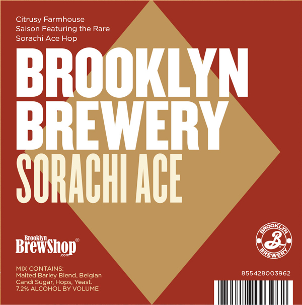 Bierbrau-Mix Sorachi Ace