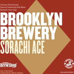 Beer Making Mix: Brooklyn Brewery Sorachi Ace