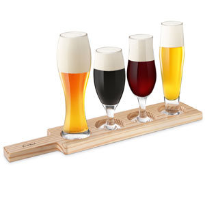 Bier Degustations-Set