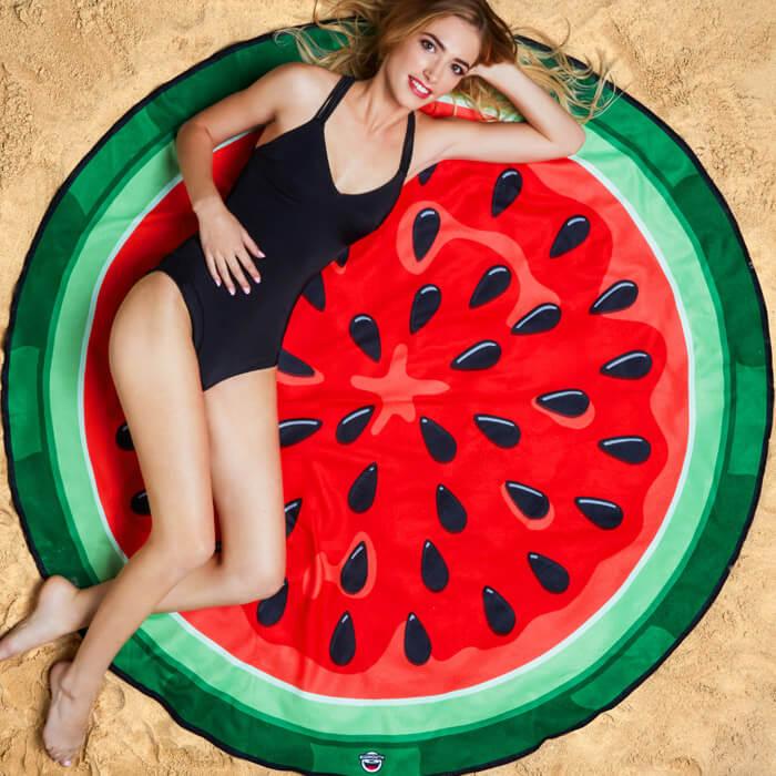 Strandtuch Wassermelone