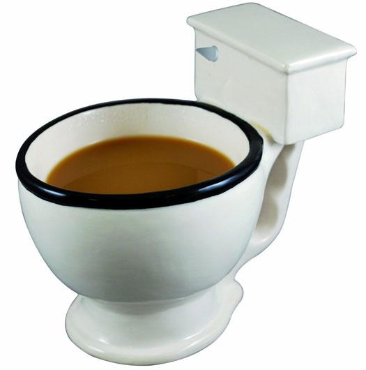 WC Schüssel Tasse