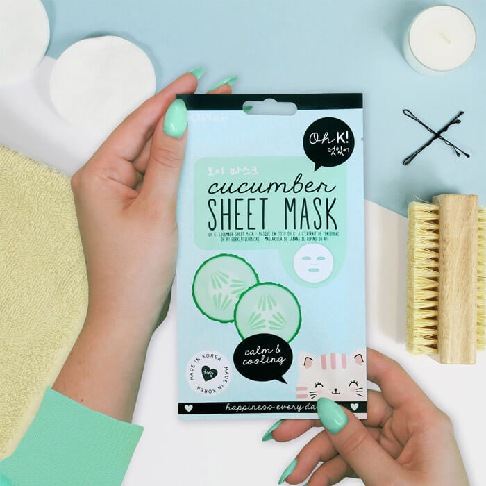 Oh K! Sheet Mask Cucumber