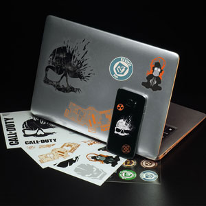 Call of Duty Sticker-Set