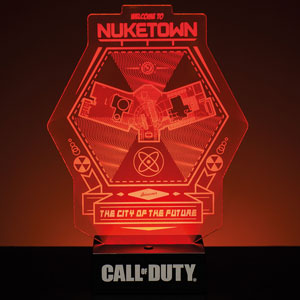 Call of Duty Nuketown Lampe