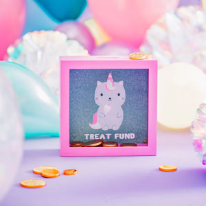 Luna Caticorn Money Box