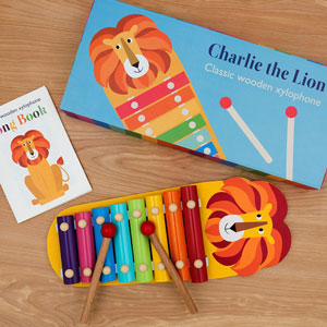 Charlie The Lion Xylophone