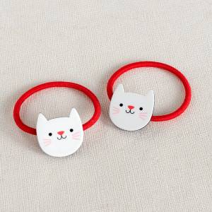 Cookie The Cat Hair Bands