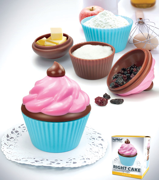 Cupcake Messbecher