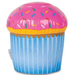 Cupcake gonflable