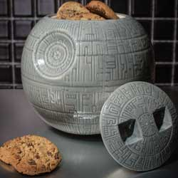 Star Wars - Death Star Ceramic Cookie Jar