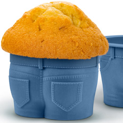 Muffin Tops Baking Cups Set of 4