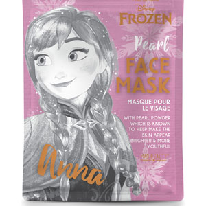 Frozen Anna Sheet Face Mask