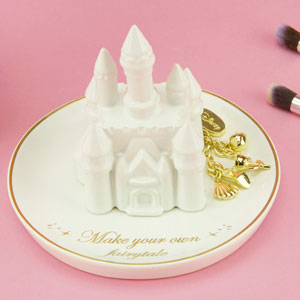 Disney Castle Trinket Dish
