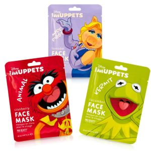 Disney Muppet Face Mask Set