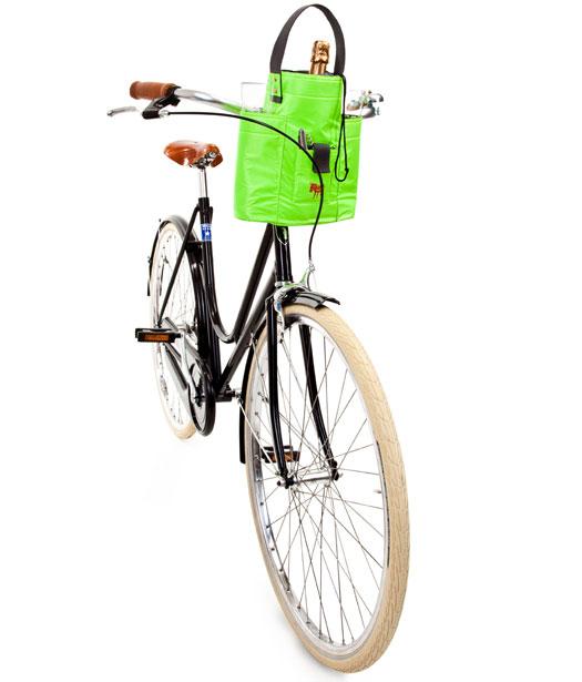 Bike Bag Lady