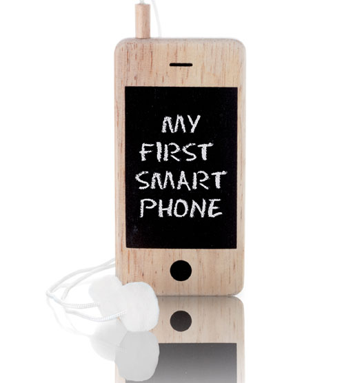 I-Woody - My first Smartphone