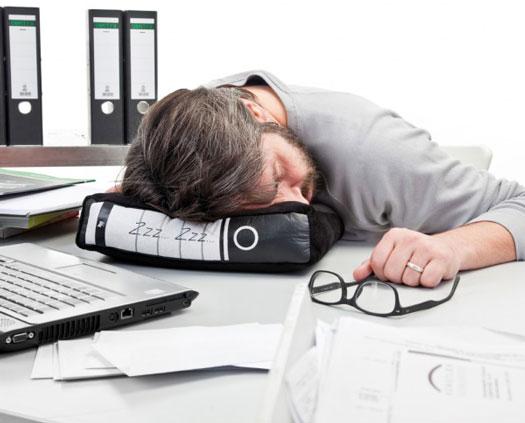 Schreibtisch Büro Kissen Power Nap - Gadgets und Geschenke