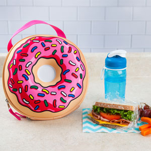 The Frosted Donut Lunch Tote