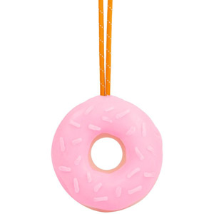 Donut Soap on a Rope