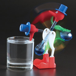 The Famous Drinking Bird