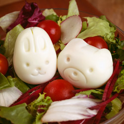 Animal Egg Moulds