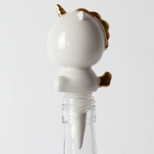 Unicorn Winestopper