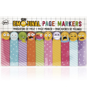 Get Emojinal Page Markers