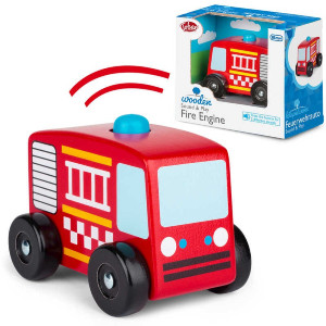 Fire Engine With Sound